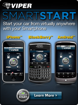 Viper® SmartStart™ - Start your car from virtually anywhere with your smartphone. | SmartStart for iPhone™ | SmartStart for BlackBerry™ | SmartStart for Android™